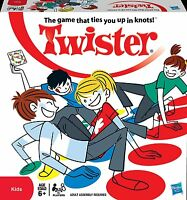 NEW Twister The Classic Game With 2 More Moves  - UK SELLER FAST EXPRESS DELIVER