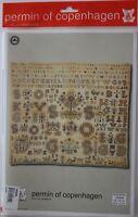 Permin of Copenhagen Graphs, Sampler - 1761 #155490