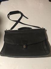 3d33cdc1fe7e COACH Satchel Cross the shoulder bag briefcase Brown Leather Men s Attache