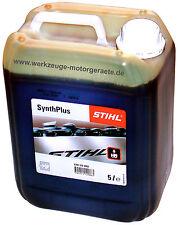 5 Liter Sägekettenhaftöl Stihl SynthPlus,  bis 7Jahre haltbar, 0781 516 2002