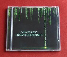 The Matrix Revolutions - OST Soundtrack CD - Don Davis, Juno Reactor, Pale 3