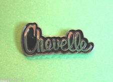 Chevelle  script  -  hat pin , lapel pin, tie tac , hatpin  GIFT BOXED
