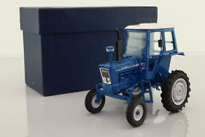 DBP White Metal 1:32 Scale; Ford County 762 Hi Drive Tractor; Excellent Boxed