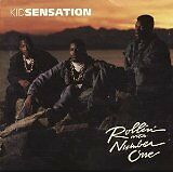 KID SENSATION - Rollin' with number one - CD Album