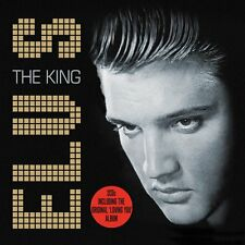 Elvis Presley ~ The King includes the original 'Loving You' album NEW SEALED 2CD