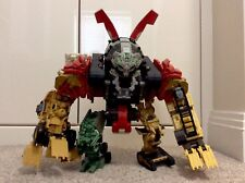 TRANSFORMERS ROTF LEADER suprême Classe DEVASTATOR Large Toy Figure