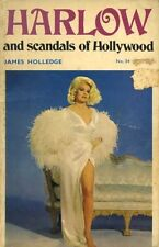 THE NOTORIOUS HARLOW - AND SCANDAL IN THE HOLLYWOOD JUNGLE #BN10257