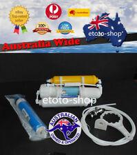 Portable RO Reverse Osmosis Aquarium Tank Water Filter With DI Resin
