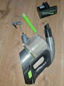 GTECH Multi Cordless Handheld Vacuum Cleaner G TECH Green Black Used
