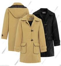 Hüftlange Damenjacken & -mäntel aus Wolle für Business-Anlässe