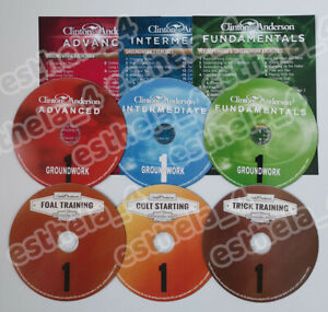 Brand New Clinton Anderson  Complete Series expedited 1-week delievery to USA