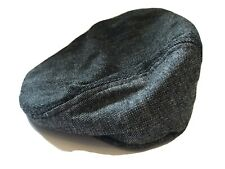 Boys Flat Cap Hat 3 -6 Years In Hand Showing M + M Etc