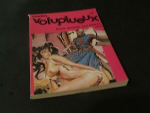 ELVIPRESSE CONTES VOLUMTUEUX # 11 ROMANCE COMIC BOOK DIGEST FRENCH