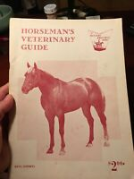 Western Horseman Magazine 1963 Veterinary Guide Good Old Horse Book