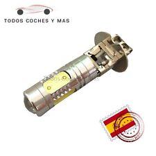 2 X BOMBILLAS LED COCHE H3 11W ANTINIEBLA CREE ALTA POTENCIA BLANCO