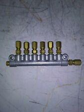 Ishan Oil Manifold, 6 Output, DB08