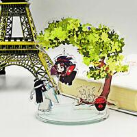 3pcs Anime Sewayaki Kitsune No Senko-San Acrylic Stand Figure Home Decoration#X1
