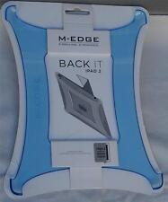 M-Edge Back It Back Case for iPad 2 - Works with Smart Cover - Blue - NEW