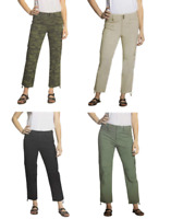Sale NEW Blossom & Clover Capri Pants Cargo Utility Variety of size and colo D33