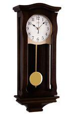 Orologio a pendolo da parete in legno Suoneria Wenstminster radiocontrollato