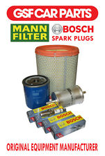 Service Kit Oil Air And Fuel Filters And Sump Plug For Citroen Xsara 1.6I