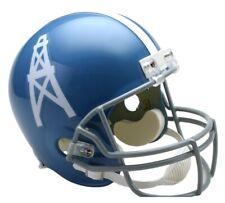 Nfl Mini Helmet Houston Oilers Throwback Riddell 1960-62 Football Helmet
