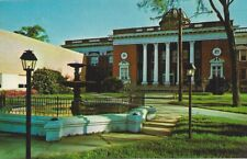Columbus, Georgia The Fountain City Vintage Postcard