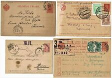 Russia Postal History Lot of 7 Postal Cards