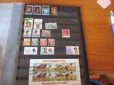23  timbres stamp NOUVELLE ZELANDE  ESSENTIELLEMENT OBLITÉRÉS VOIR PHOTOS