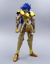 ST S-Temple Saint Seiya Cloth Myth EX Gold Gemini Saga metal Cloth