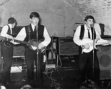 "Beatles at The Cavern Club 10"" x 8"" Photograph no 2"
