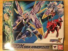 Bandai Tamashii Mix Chogokin Megaman-X Giga Armor Kanetake Ebikawa Ver. Figure