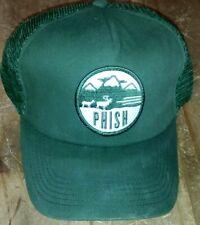 Phish Green Mountain Trucker Rare! Msg Nye!