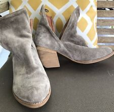 "Jeffrey Campbell ""Oriley"" Bootie. Size 9 Beige Suede"