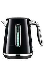 NEW Breville The Soft Top Luxe Kettle: Salted Liquorice: BKE735SLQ