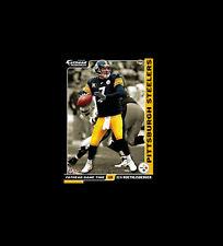 Ben Roethlisberger Steelers Fathead Tradeable 2008 NFL G66