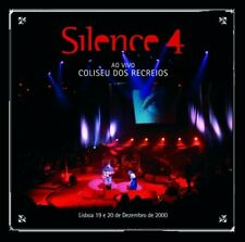 Silence 4 - Ao Vivo Coliseu Dos Recreios (Live) (NEW 2 x CD 2004)