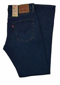 Levi's 511 Men's Slim fit Jeans Dark Blue Stonewashed 045115192