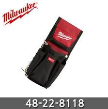 Milwaukee 48-22-8118 Tool Box Compact Utility 7 Pockets Belt Pouch Storage