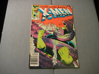 Uncanny X-Men #176 (1983 Marvel) Low Grade Newsstand