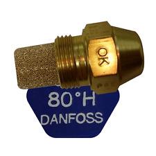 DANFOSS Olio Ugello Bruciatore caldaia JET - 1.10 x 80H