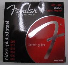 Recambios y accesorios Fender plata para guitarras y bajos