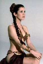 Carrie Fisher Princess Leia Star wars A4 photo #16