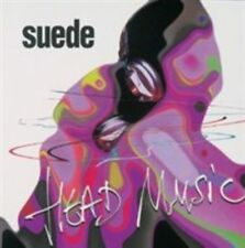 Head Music 0740155800437 by Suede CD With DVD