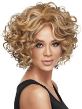 LUXHAIR NOW Sherri Shepherd Ready To Wear Wigs Medium Ash Blonde Soft Curls Wig