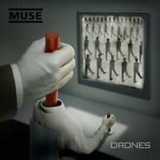 Muse - Drones - New Double 180g Vinyl LP in Gatefold