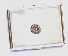 Shotgun Cartridge Head Cigarette Tin Gift Boxed Shooting Present Free engraving