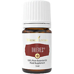Thieves Plus essential oil 5 ml * Young Living Essential Oils* Food Supplement
