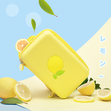 NEW Carrying Case Protective Cover Shell Storage Bag For NS Switch Lemon Console