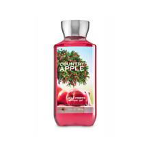 Bath Body Works Shower Gel Body Wash Country Apple New 10 oz Free Ship